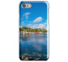 Colourful Tobermory 2 iPhone Case/Skin