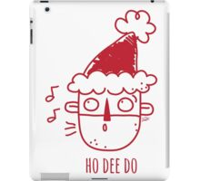 The Eleventh Santa iPad Case/Skin