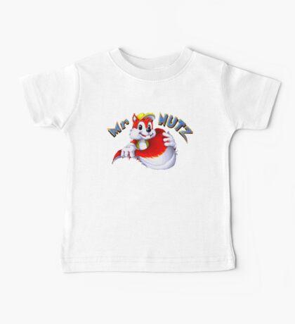 Mr. Nutz - SNES Title Screen Baby Tee