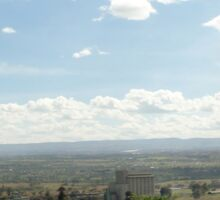 Giotto Dump Site 4.0 - Nakuru Sticker