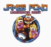 James Pond One Piece - Long Sleeve