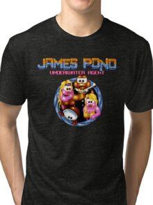 James Pond Tri-blend T-Shirt