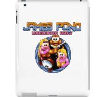 James Pond iPad Case/Skin