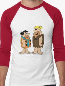 Barney's Dream Men's Baseball ¾ T-Shirt