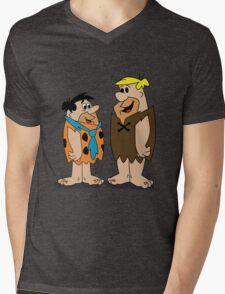 Barney's Dream Mens V-Neck T-Shirt