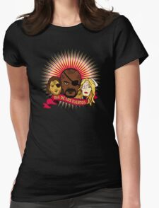Dia de los Tuertos Womens Fitted T-Shirt