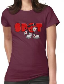 Cool Spot Womens Fitted T-Shirt