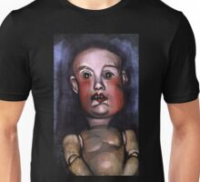 Babydoll - Spooky Old Doll Unisex T-Shirt