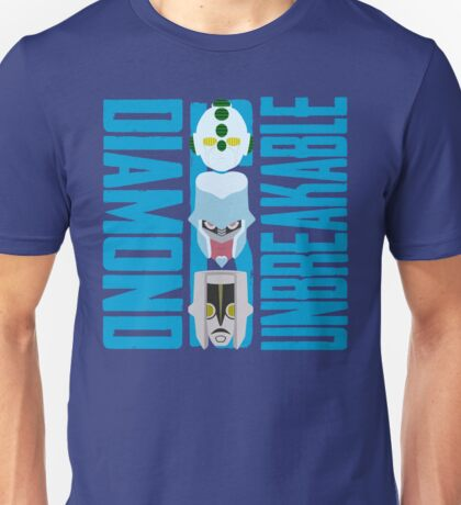 Diamond is Unbreakable Unisex T-Shirt
