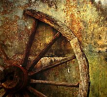 And the Wheel Went Round..... by Wendi Donaldson Laird