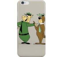 Bear-Faced Ranger iPhone Case/Skin