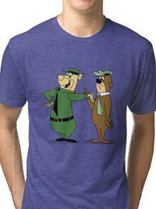 Bear-Faced Ranger Tri-blend T-Shirt