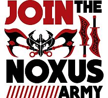 Noxus army Photographic Print