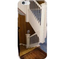 Up The Down Staircase...Or DOWN The UP Staircase..... iPhone Case/Skin