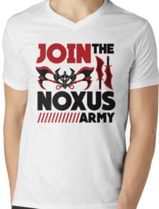 Noxus army Mens V-Neck T-Shirt