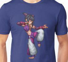 Juri - Street Fighter Sprite Unisex T-Shirt