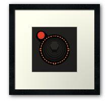Atari Controller Framed Print