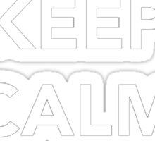 Keep Calm and Dance! - Bboy Sticker