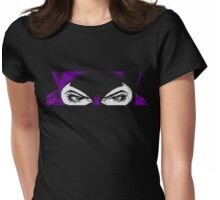 felinefemale Womens Fitted T-Shirt