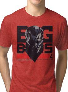 MGS09 - BIG BOSS 04 Tri-blend T-Shirt