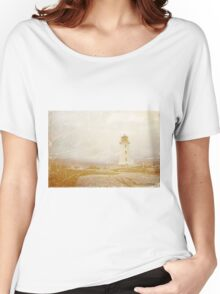 Postcard from Nova Scotia Women's Relaxed Fit T-Shirt
