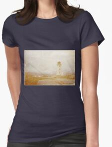 Postcard from Nova Scotia Womens Fitted T-Shirt