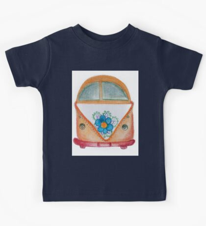 Campervan Kids Tee