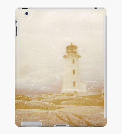 Postcard from Nova Scotia iPad Case/Skin