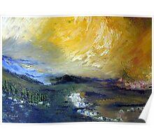 A landscape Poster