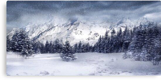 Let it Snow by Svetlana Sewell