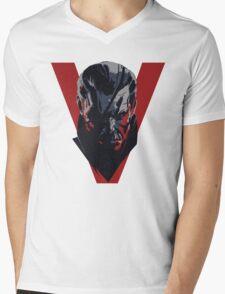 MGS11 - PHANTOM PAIN Mens V-Neck T-Shirt
