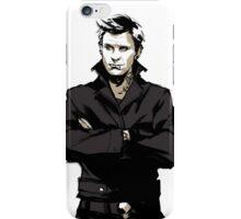 Supernatural - Punk!Lucifer iPhone Case/Skin
