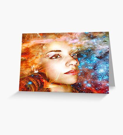 Journey to the Stars Greeting Card