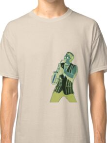 Inverse Epic Sax Guy Classic T-Shirt