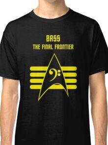 Bass -- The Final Frontier Classic T-Shirt