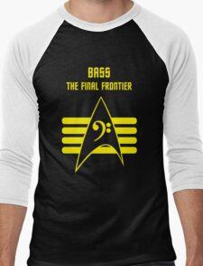 Bass -- The Final Frontier Men's Baseball ¾ T-Shirt
