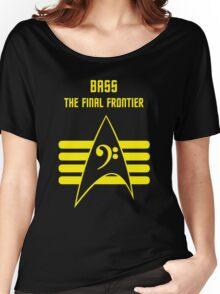 Bass -- The Final Frontier Women's Relaxed Fit T-Shirt