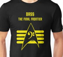 Bass -- The Final Frontier Unisex T-Shirt