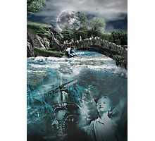 Ghost River  Photographic Print