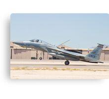 AF 78-0473 F-15C Eagle Landing Canvas Print