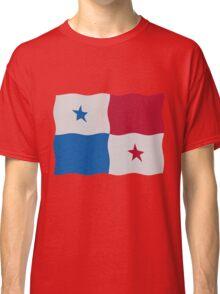 Panamanian flag Classic T-Shirt