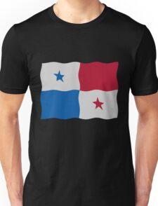 Panamanian flag Unisex T-Shirt