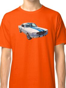 1965 GT350 Mustang Muscle Car Classic T-Shirt