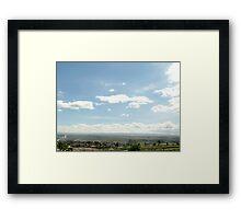 Giotto Dump Site 8.0 - Nakuru Framed Print