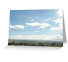 Giotto Dump Site 8.0 - Nakuru Greeting Card