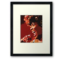Simply Tina Framed Print