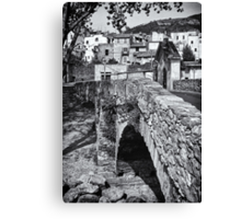 Liguria - Italy Canvas Print