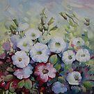 Petunias by Elena Oleniuc