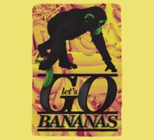 going bananas by cintrao