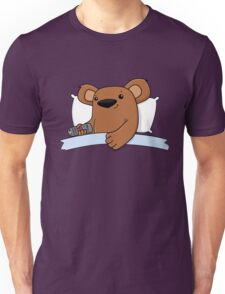 In the bed Unisex T-Shirt